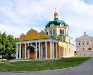 Voyage Ryazan - Eglise de la Nativité