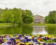 Voyage Saint-Pétersbourg - Jardin Youssoupov