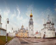 Voyage Vologda - Kremlin