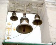 Voyage Russie, Anneau d'or, Alexandrov - Cloches de la cathédrale de la Trinité