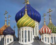 Voyage Russie - Autour de Moscou - L'église de la Transfiguration de Peredelkino