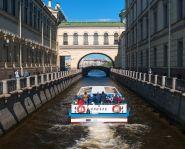 Visite Saint-Pétersbourg - Promenade sur les canaux