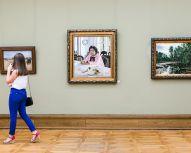 Visite de Moscou - Galerie Tretiakov