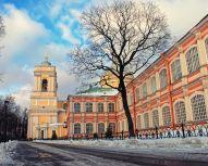 Voyage Saint-Pétersbourg - Laure Alexandre Nevski