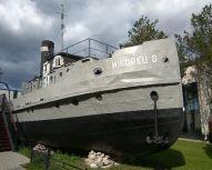 """Circuit militaire autour de la région de Léningrad - Musée """"Route de vie"""""""