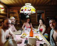Moscou - Banya groupe