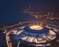 Saint-Pétersbourg - Gazprom Arena