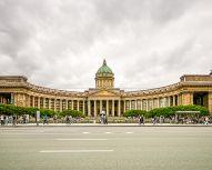 Saint-Pétersbourg - Cathédrale de Kazan