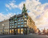 Bâtiment Singer à Saint-Pétersbourg