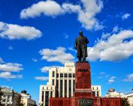 Kazan - Place de la Liberté