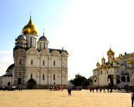 Kremlin de Moscou - Territoire des cathédrales