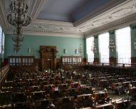 Visite Moscou - Bibliothèque Lénine