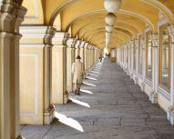 Gostiny Dvor à Saint-Pétersbourg