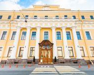 Visite Saint-Pétersbourg, Palais Youssoupov