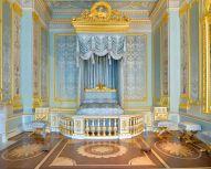 Saint-Pétersbourg - Palais de Gatchina