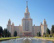 Visite Russie, Moscou - Université Lomonossov