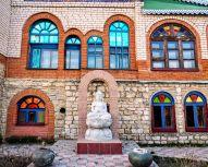 Kazan - Buddha au Temple Universel