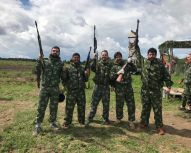 Moscou - Conduire un tank et tirer au Ak-47
