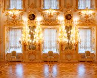 Saint-Pétersbourg - Peterhof Interieur