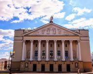 Kazan - Théâtre tatar d'opéra et de ballet