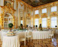 Saint Petersburg- Tsarskoye Selo Chambers