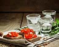 Moscou - Visite culinaire
