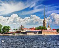 Saint-Pétersbourg - Forteresse Pierre et Paul