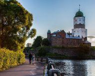Visite guidée de Vyborg sur l'Anneau d'Argent