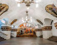 Moscou - Metro