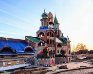 Kazan - Temple des religions