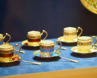 Saint Pétersbourg - Musée Fabergé