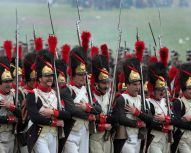 Voyage Russie - Reconstitution bataille de Borodino