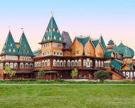 Visite Moscou - Domaine Kolomenskoe