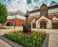 Visite Moscou - Galerie Tretiakov