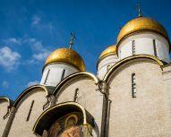 Visite Moscou - Cathédrale Kremlin