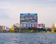 Visite Moscou - Studios Ostankino