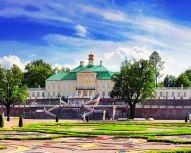 Voyage Saint-Pétersbourg - Palais d'Oranienbaum
