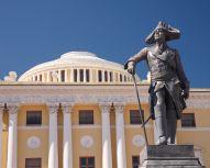 Voyage Saint-Pétersbourg - Palais de Pavlovsk