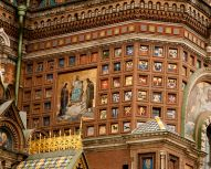 Visite Saint-Pétersbourg - Cathédrale Saint Sauveur sur le Sang Versé