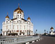 Visite Moscou - Cathédrale Christ-Saint-Sauveur