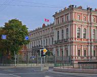 Visite Saint-Pétersbourg - Palais Nikolaevski
