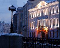 Voyage Saint-Pétersbourg - Saint-Pétersbourg