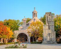 Voyage Arménie - Cathédrale d'Etchmiadzine