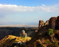 Voyage Arménie - Forteresse Amberd