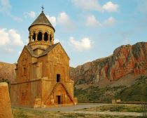 Voyage Arménie - Monastère de Novarank