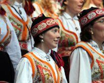 Voyage Tallinn - Tenue traditionnelle