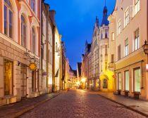 Voyage Tallinn - Vieille-ville