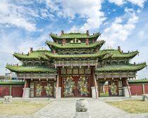 Voyage Mongolie - Palais d'été Oulan-Bator
