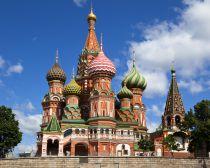 Moscou - Cathédrale Basile le Bienheureux