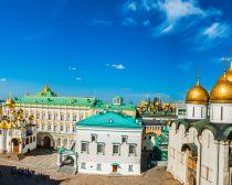 Voyage Moscou - Kremlin et ses cathédrales